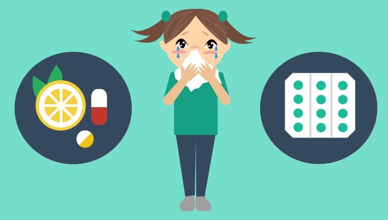 C-vitamin er ikke nok til at holde forkølelsen væk – tænk bredere