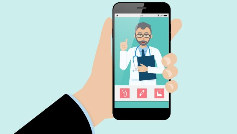 Videokonsultationer kan blive sundhedsvæsnets våben i fremtiden