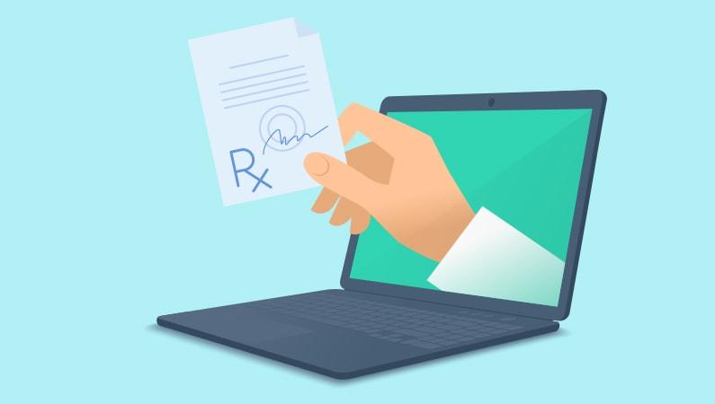 Medicin uden recept kan man også få på et online apotek