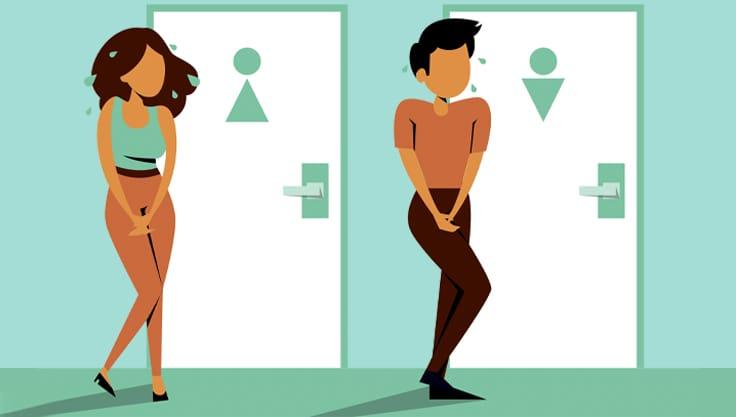 urininkontinens-mand-og-kvinde