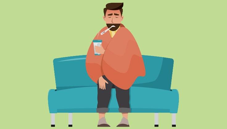 Fakta om feber – sådan ved du, om du har feber